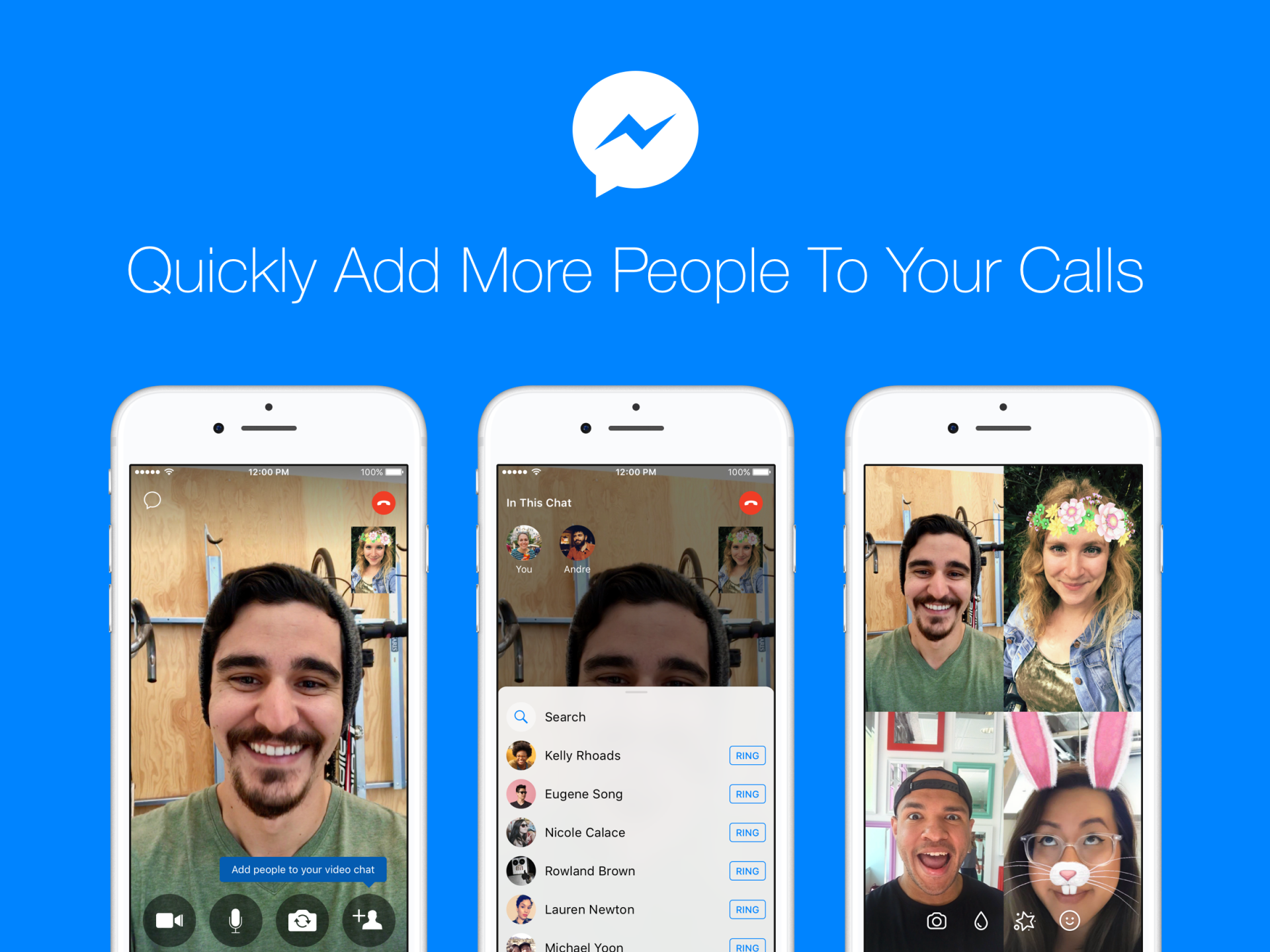 We Just Made It Easier to Add More Friends and Family to Your