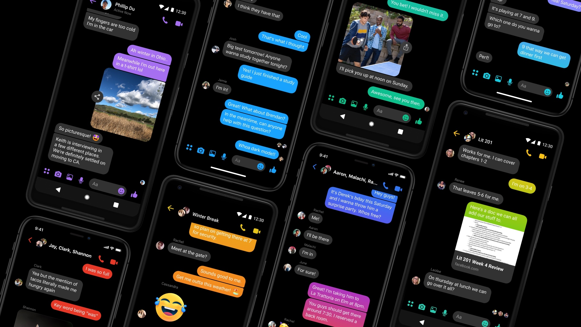 Dark Mode.13 for Android - Download